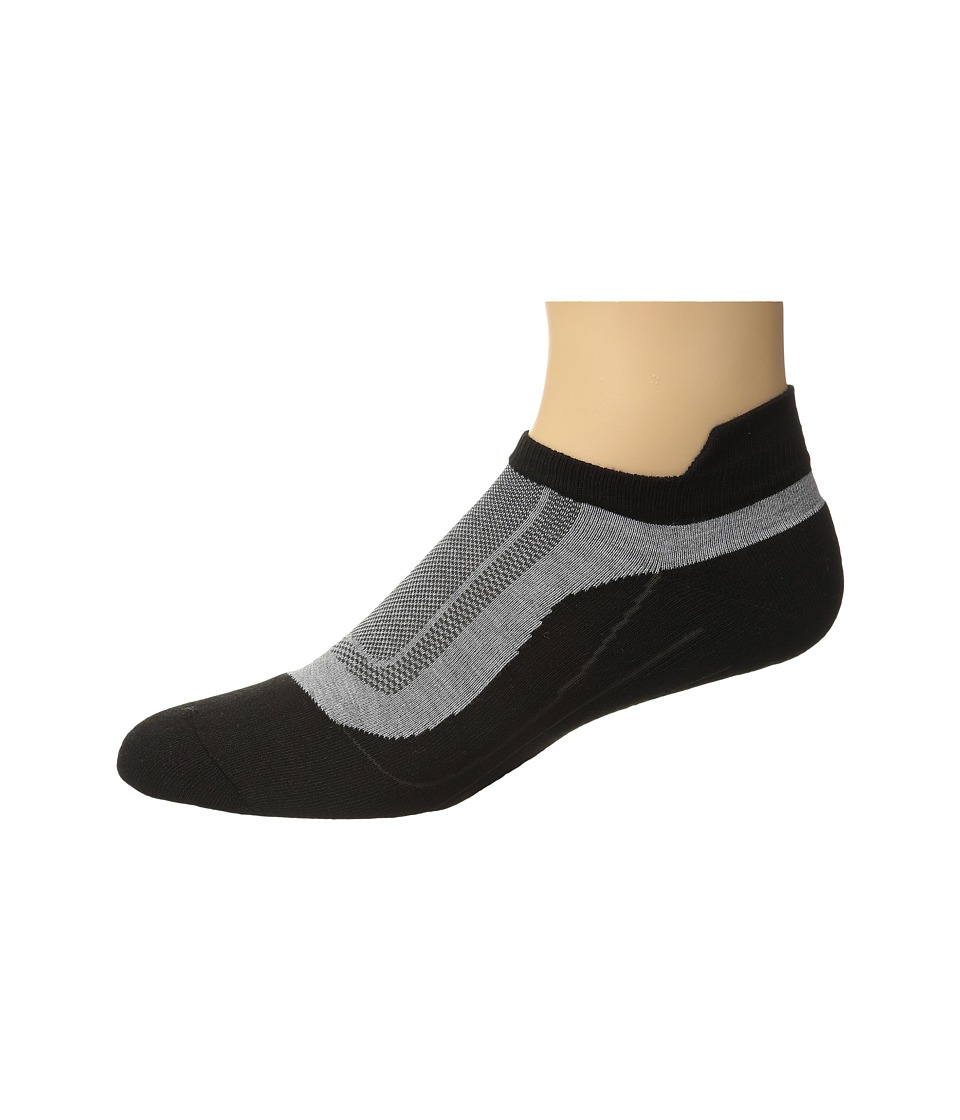 Falke - RU Legend? Sneaker (Black) Men's Crew Cut Socks Shoes
