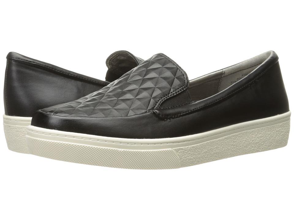 Bandolino - Hollyn (Black Super Nappa PU/Soft Diamond Quilt) High Heels