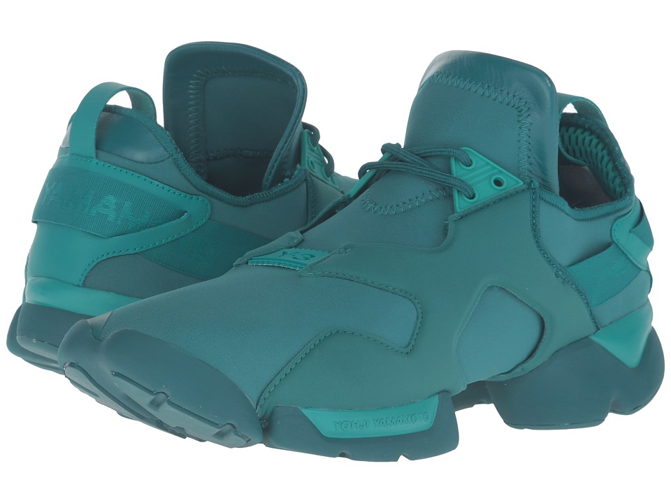 adidas Y-3 by Yohji Yamamoto - Kohna (Real Teal/EQT Green/EQT Green) Athletic Shoes