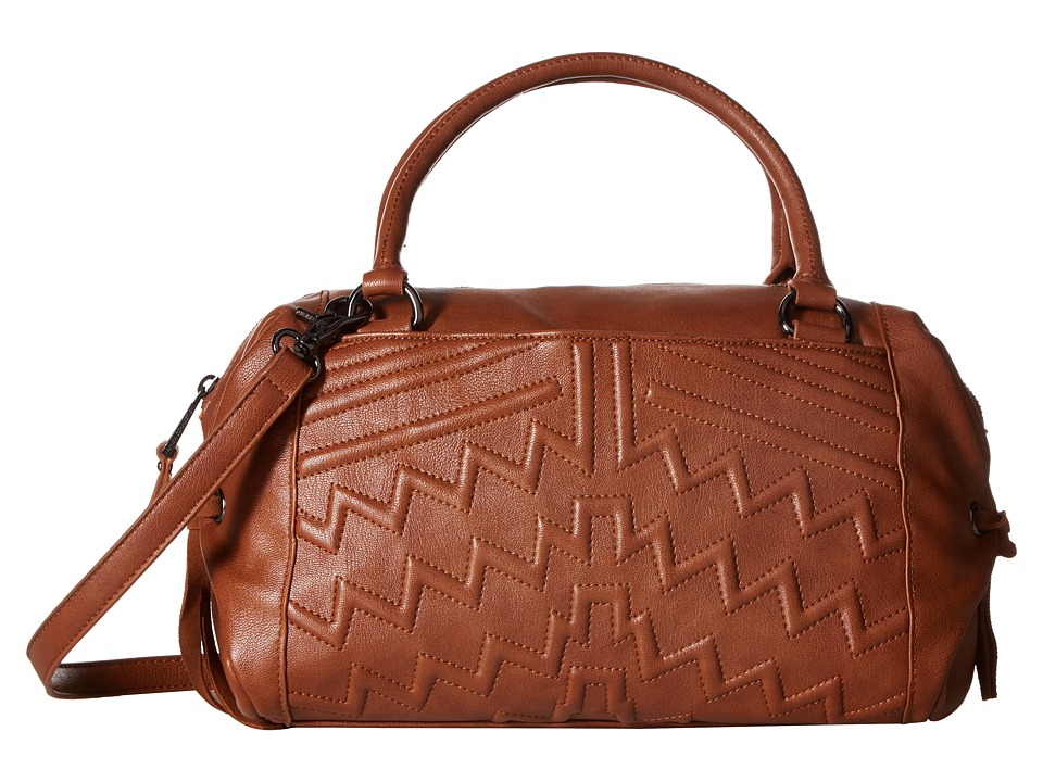 French Connection - Andy Satchel (Nutmeg) Satchel Handbags