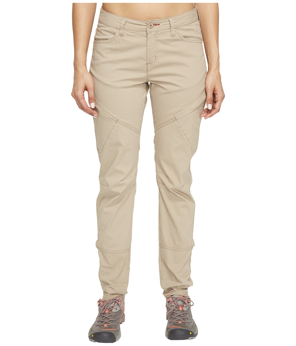 Toad&Co - Summitline Hiking Pants (Buckskin) Women's Casual Pants