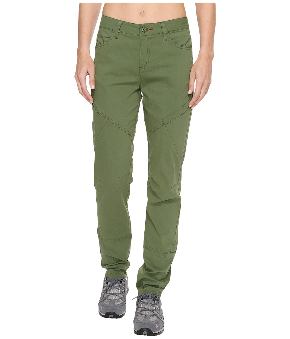 Toad&Co - Summitline Hiking Pants (Kale) Women's Casual Pants