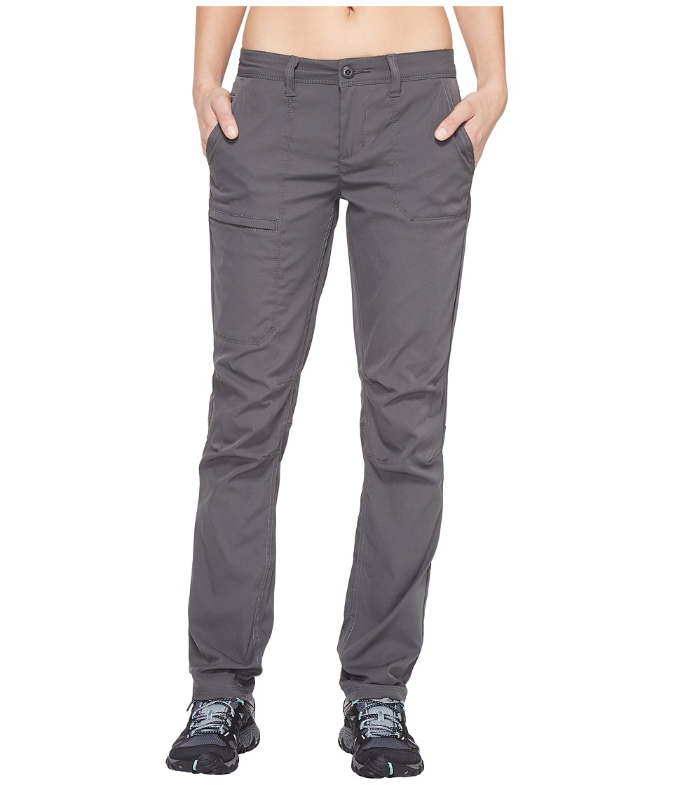 Toad&Co - Metrolite Pants (Dark Graphite) Women's Casual Pants