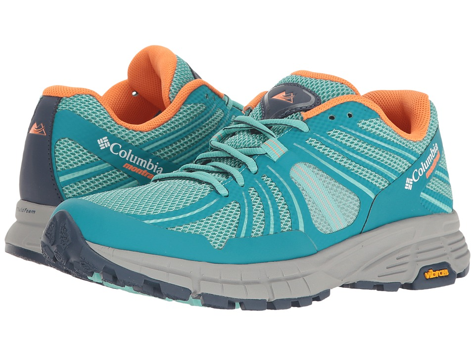 Columbia - Mojave Trail (Aquarium/Jupiter) Women's Running Shoes