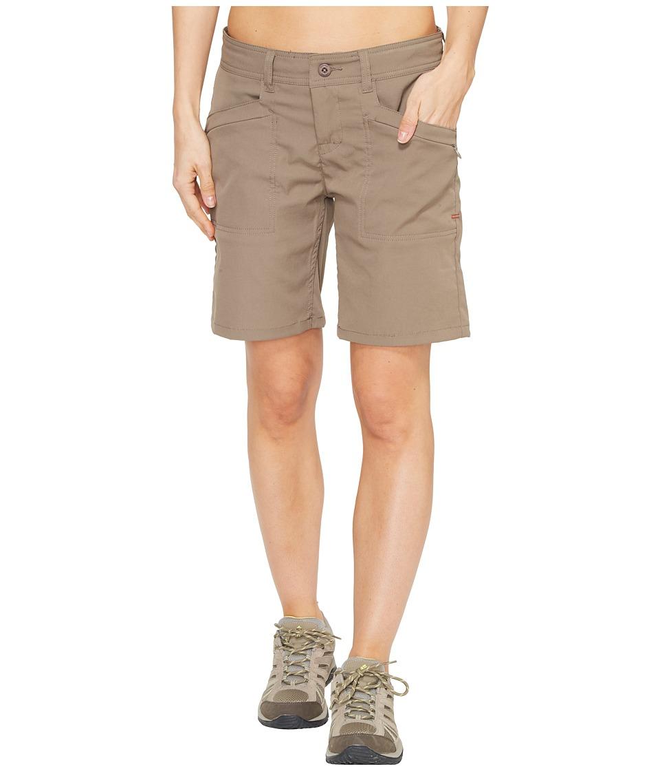 Toad&Co - Metrolite Shorts (Falcon Brown) Women's Shorts