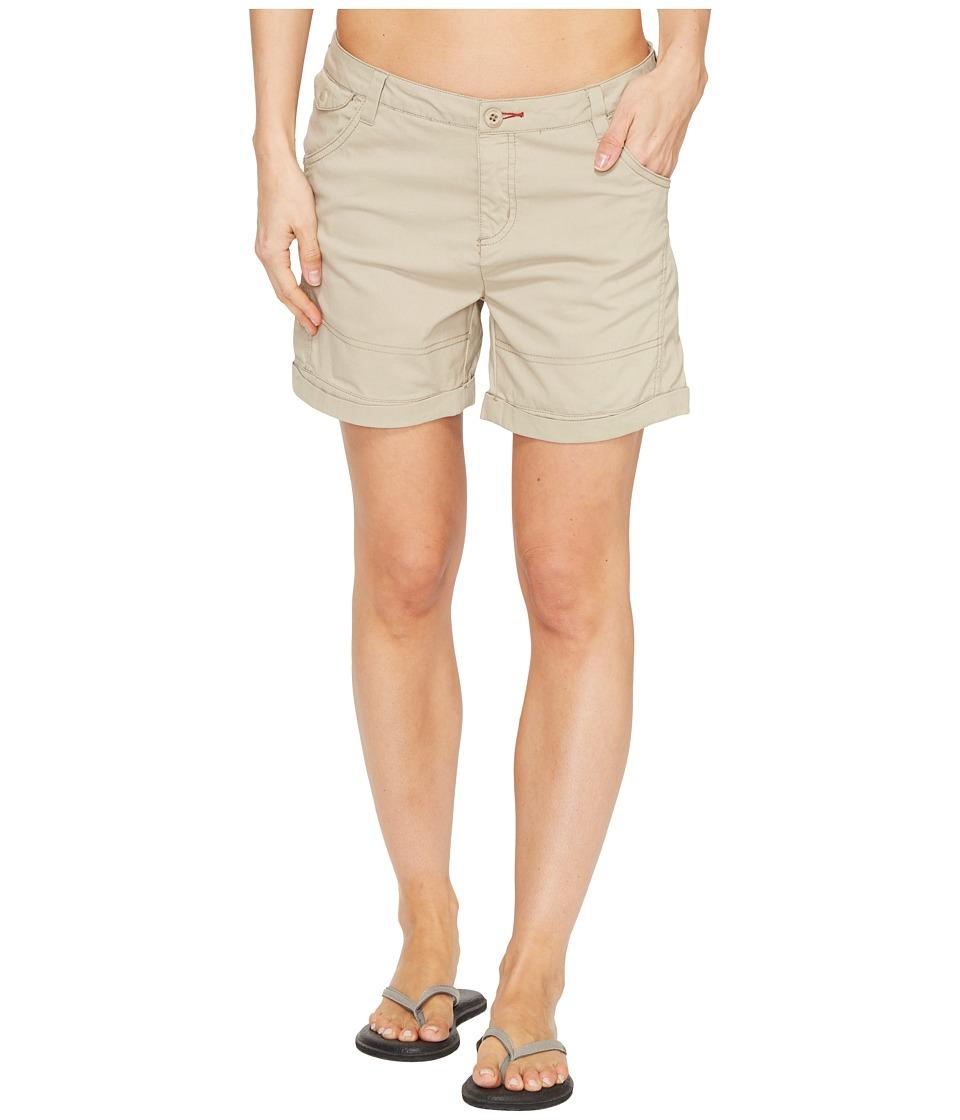 Toad&Co - Summitline Hiking Shorts (Buckskin) Women's Shorts