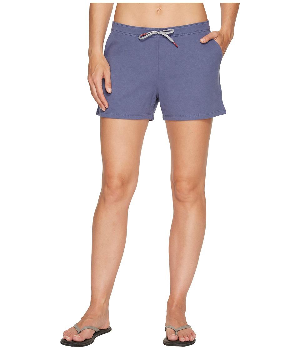 Toad&Co - Overchill Shorts (Indigo) Women's Shorts
