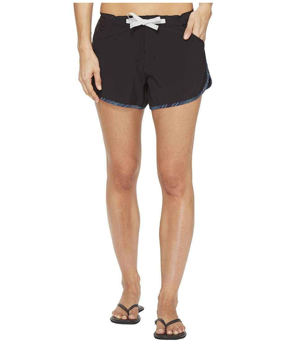 Toad&Co - Seaborn Boardie (Black) Women's Shorts