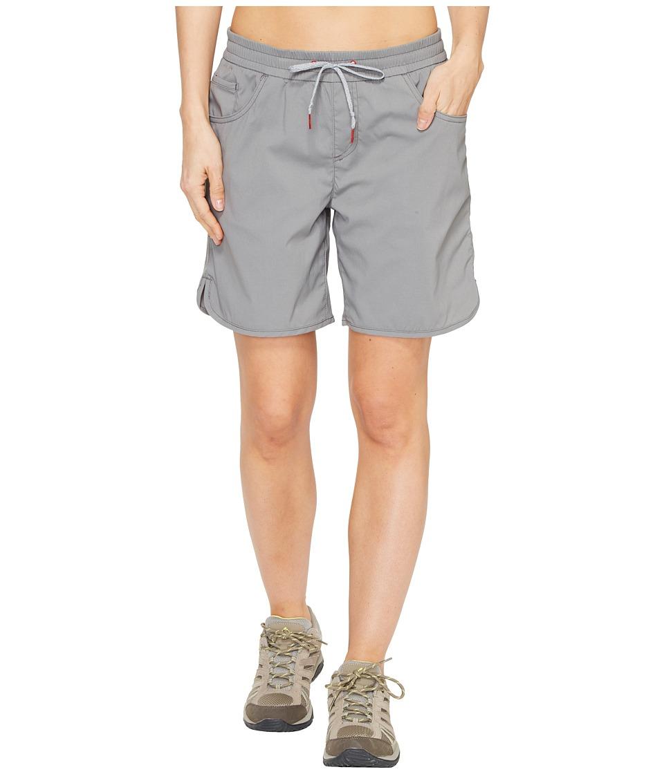 Toad&Co - Lightrange Shorts (Smoke) Women's Shorts