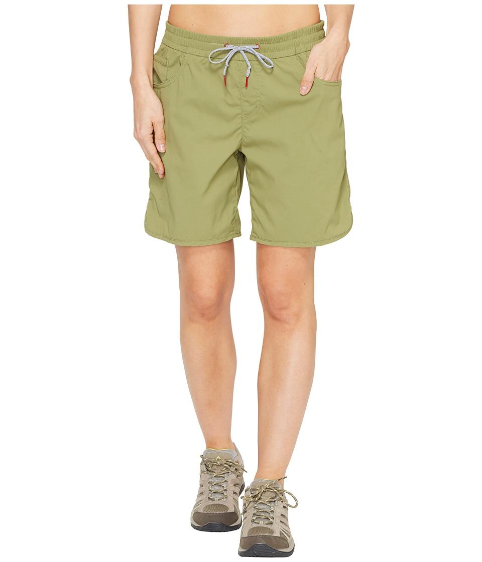 Toad&Co - Lightrange Shorts (Juniper) Women's Shorts
