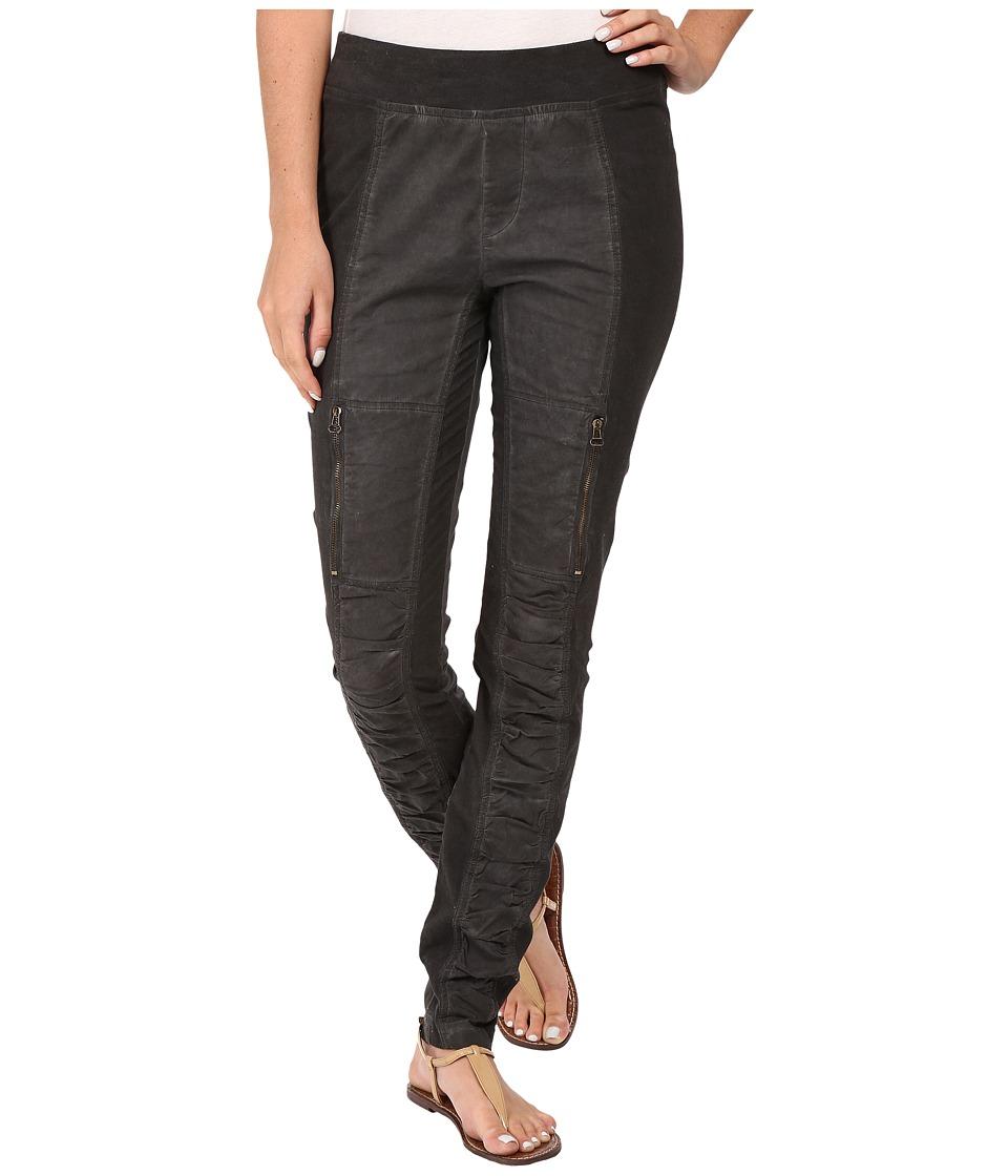 XCVI - Ermina Leggings (Oil Wash London Grey) Women's Casual Pants
