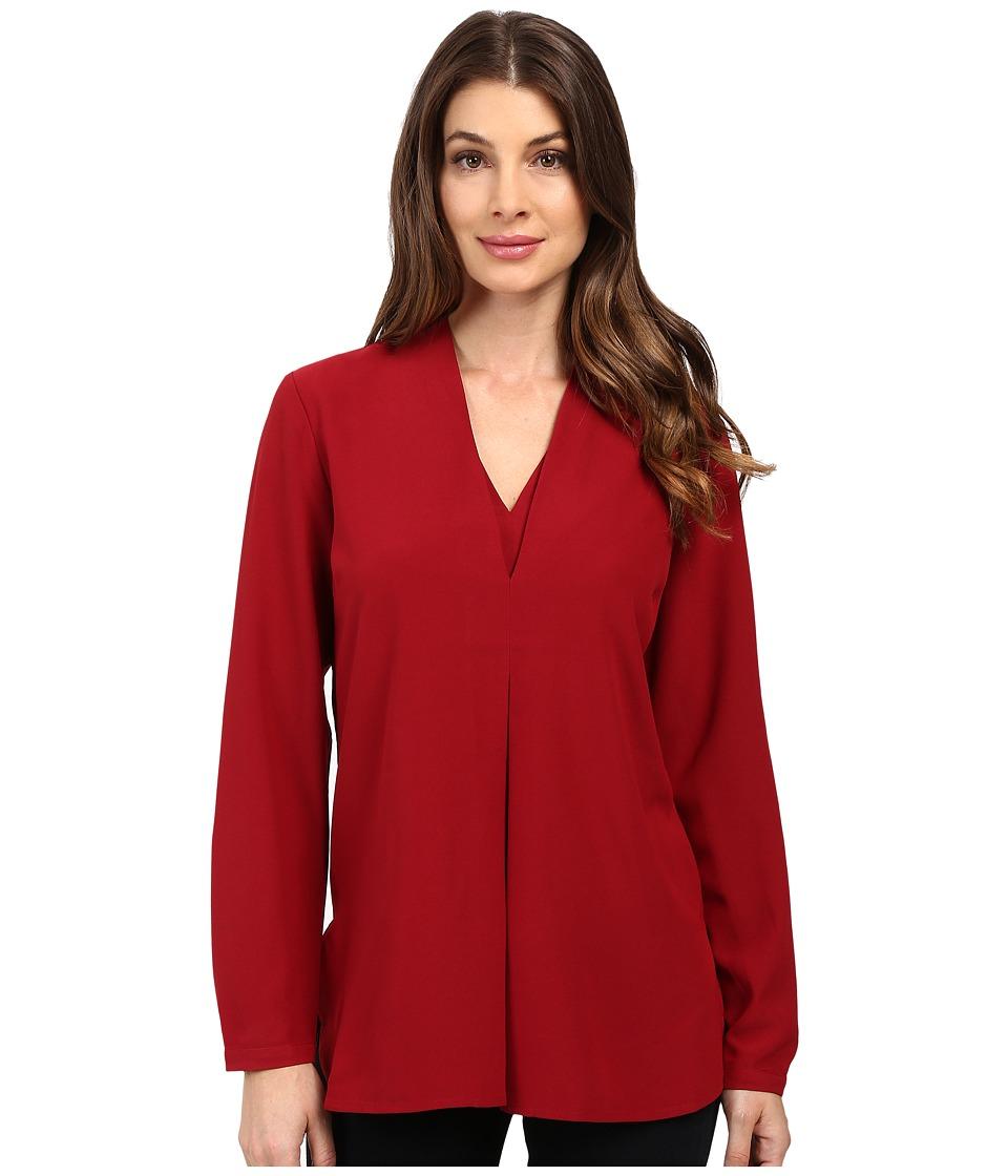 NIC+ZOE - Minimalist Top (Oxide) Women's Clothing