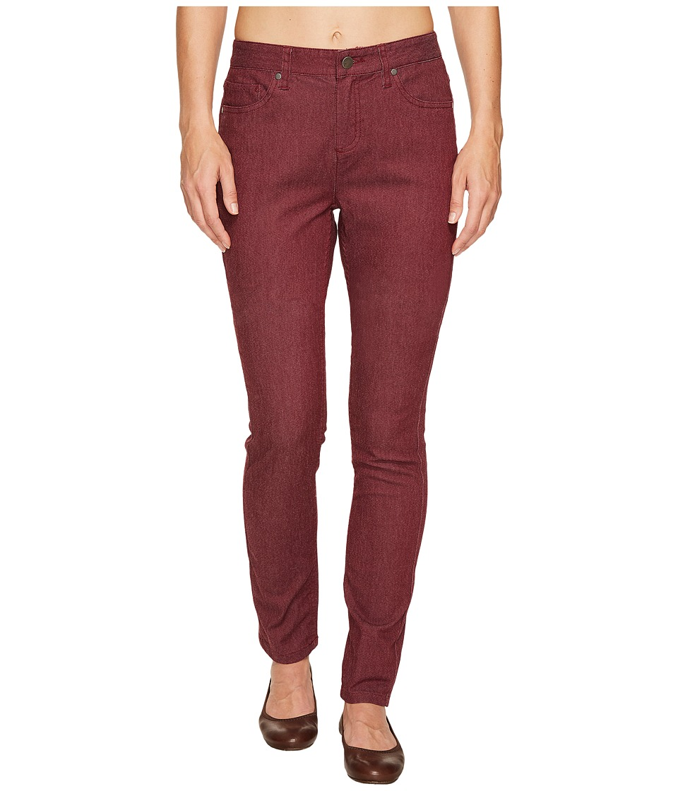 Toad&Co - Lola Jeans Slim (Sangria) Women's Jeans