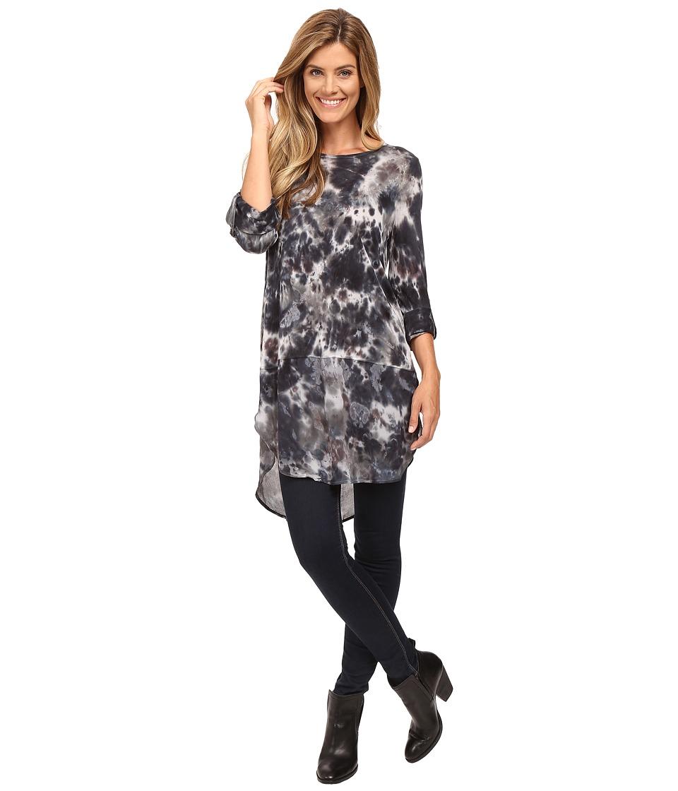 XCVI - Giuliana Top (Palette Wash Rock) Women's Clothing