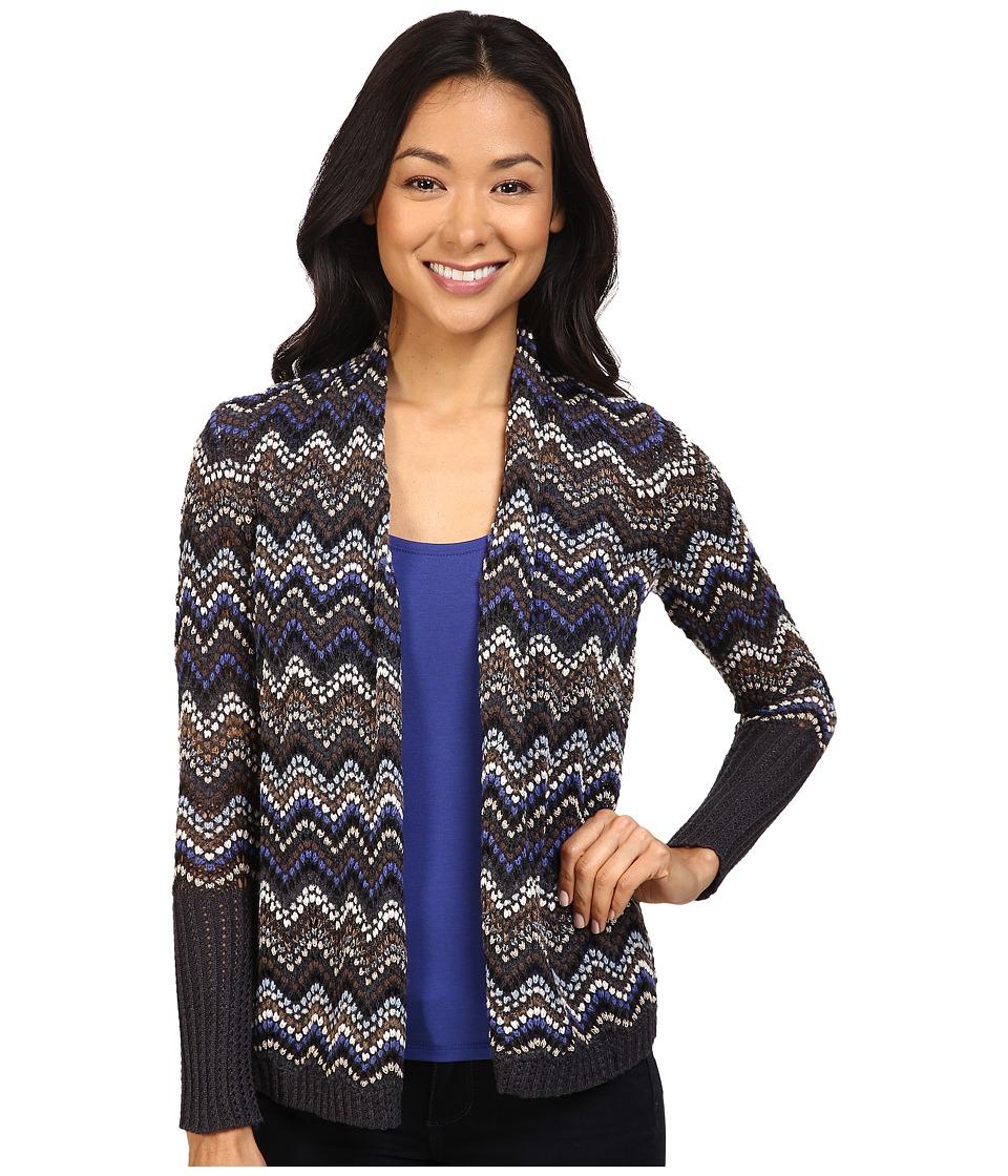NIC+ZOE - Petite Celestial Cardy (Multi) Women's Sweater