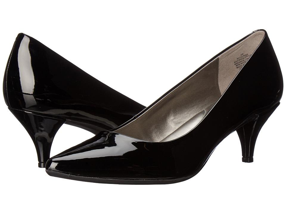 Bandolino - Zurina (Black Synthetic) Women's Shoes