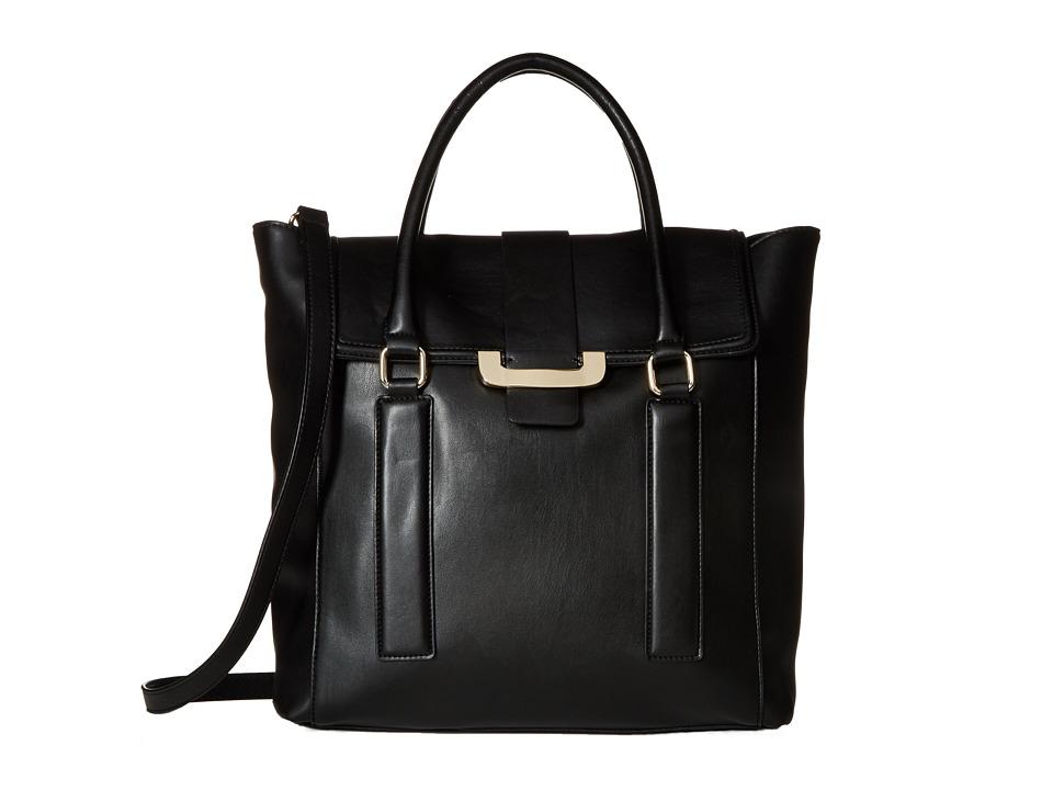 French Connection - Ellen Tote (Black) Tote Handbags