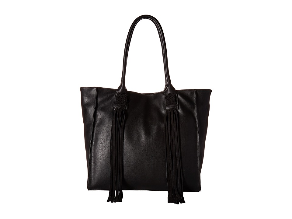 French Connection - Laurel Tote (Black) Tote Handbags