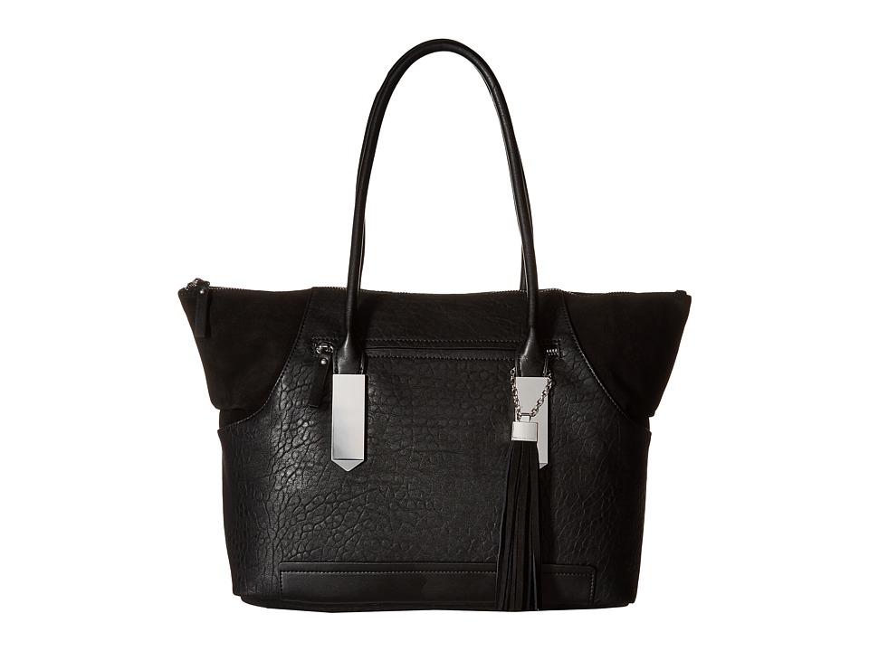 French Connection - Camden Tote (Black) Tote Handbags