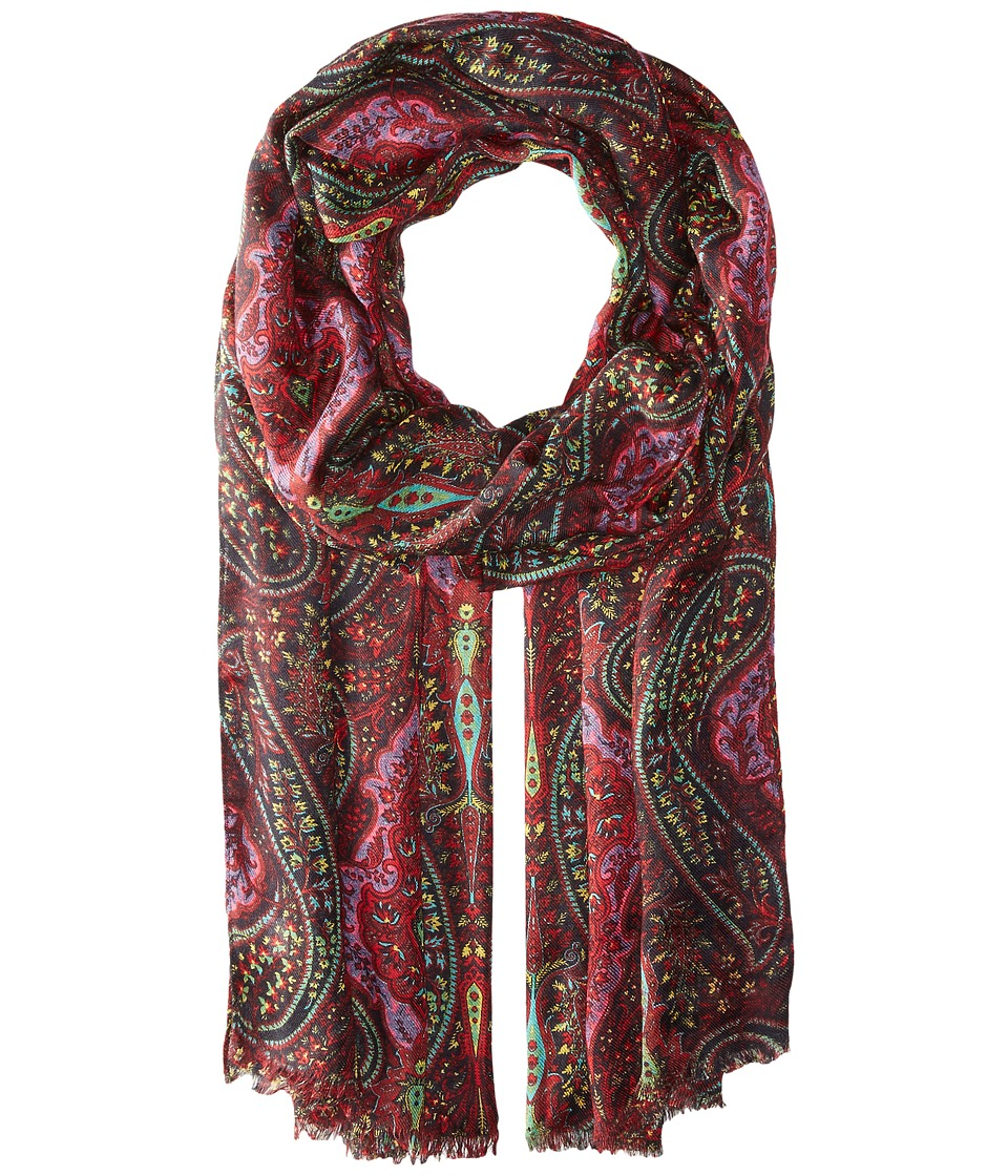 Echo Design - Modern Baroque Wrap (Multi) Scarves