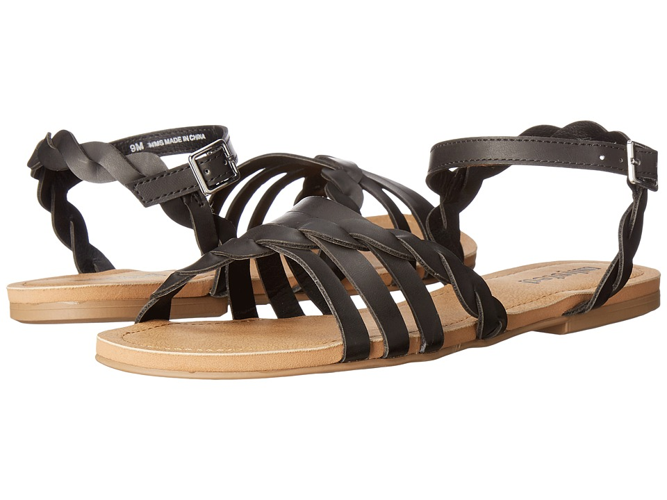 Kenneth Cole Unlisted - Mystic PU (Black) Women's Sandals
