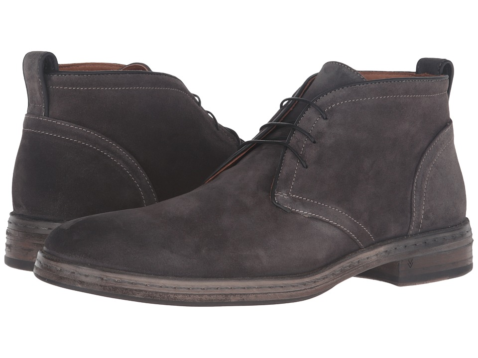 John Varvatos - Julian Chukka (Lead) Men's Lace-up Boots