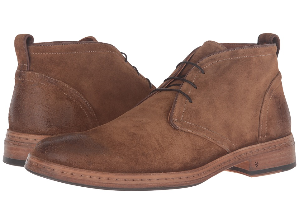 John Varvatos Julian Chukka (Brownstone) Men