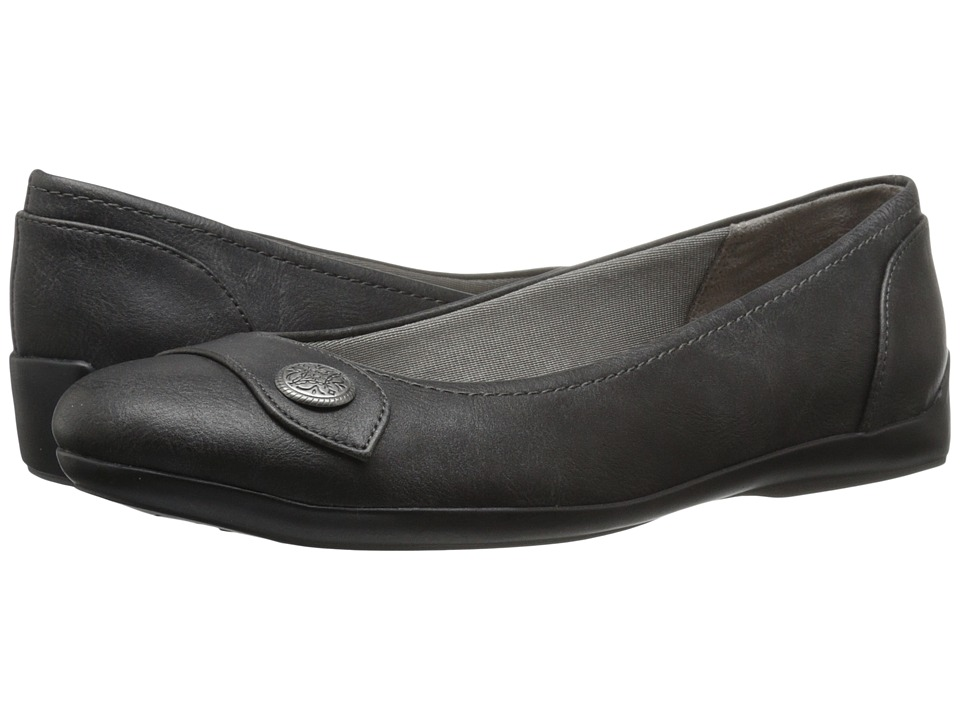 LifeStride - Felicia (Grey) Women's Slide Shoes