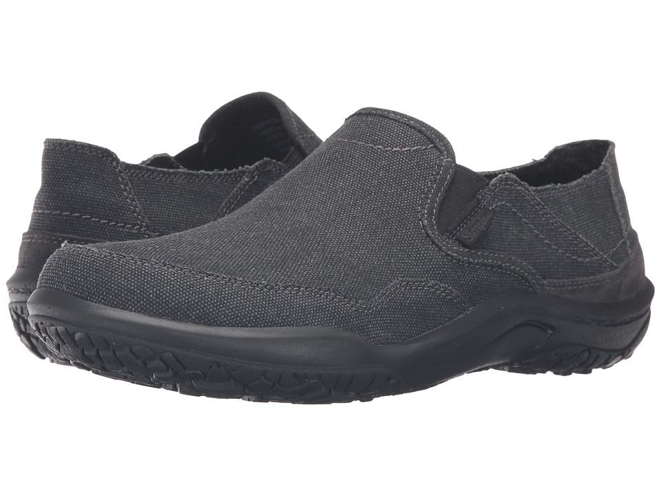 Simple - Centric (Black) Men's Shoes