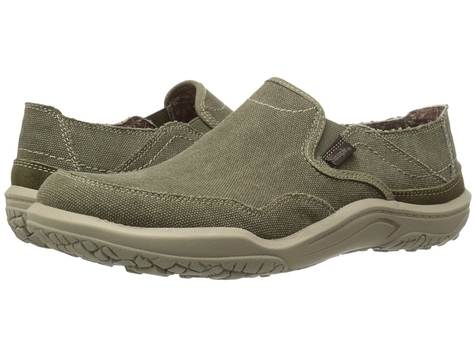 Simple - Centric (Olive) Men's Shoes