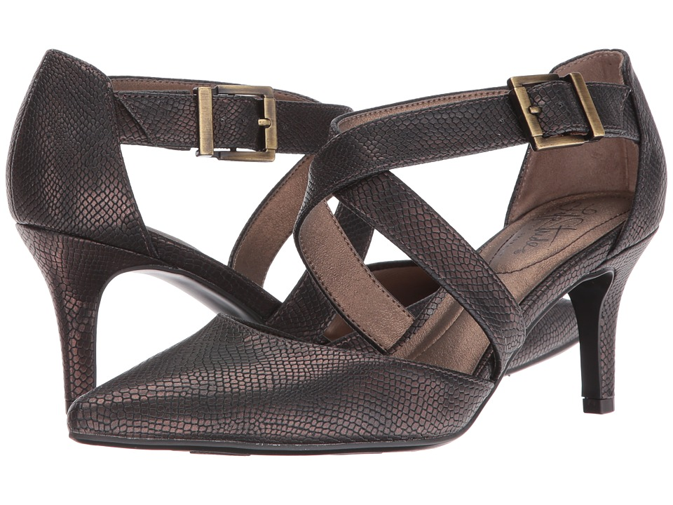 LifeStride - See This (Bronze Glam) Women's Shoes