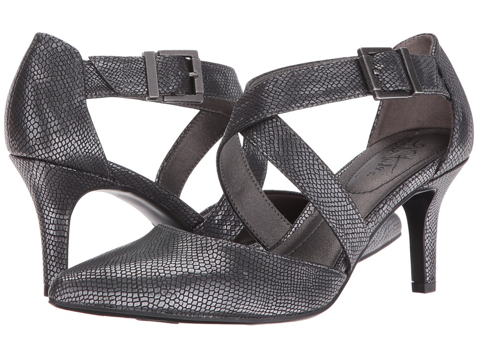LifeStride - See This (Black Glam) Women's Shoes