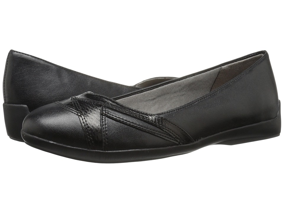 LifeStride - Finale (Black) Women's Shoes