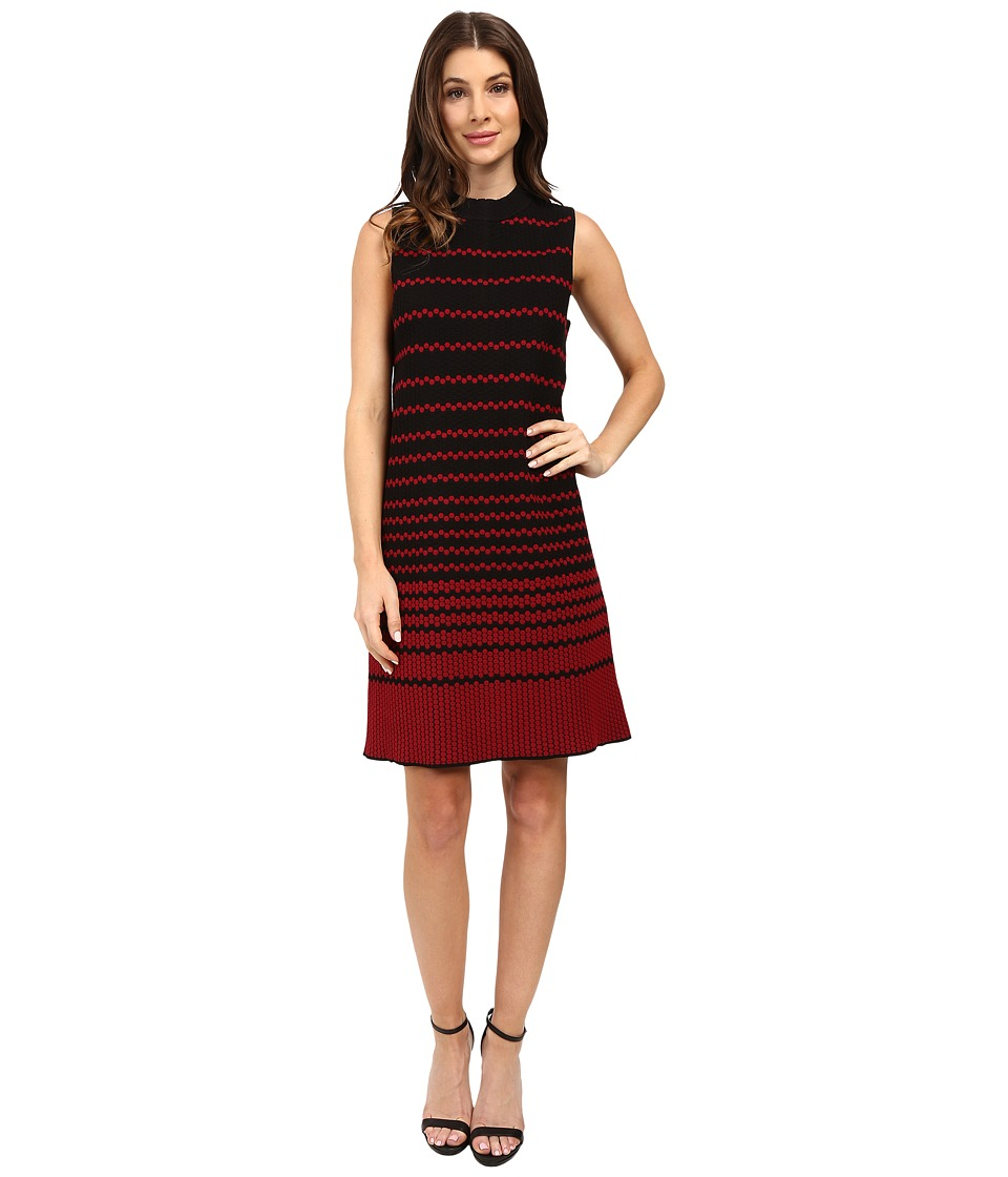 NIC+ZOE Fall Fever Dress (Multi) Women