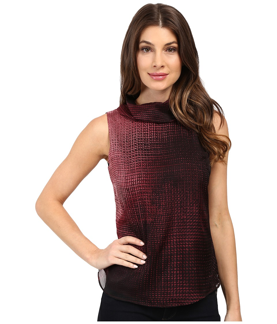 NIC+ZOE - Digital Age Top (Multi) Women's Sleeveless