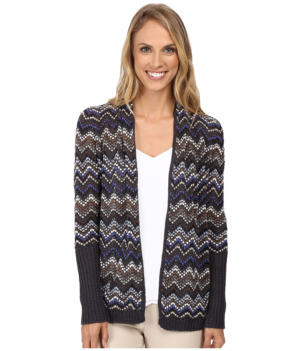 NIC+ZOE - Celestial Cardy (Multi) Women's Sweater