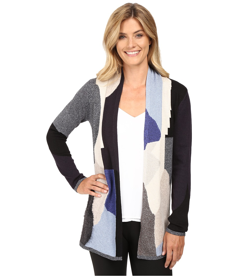 NIC+ZOE - Overlands Cardy (Multi) Women's Sweater