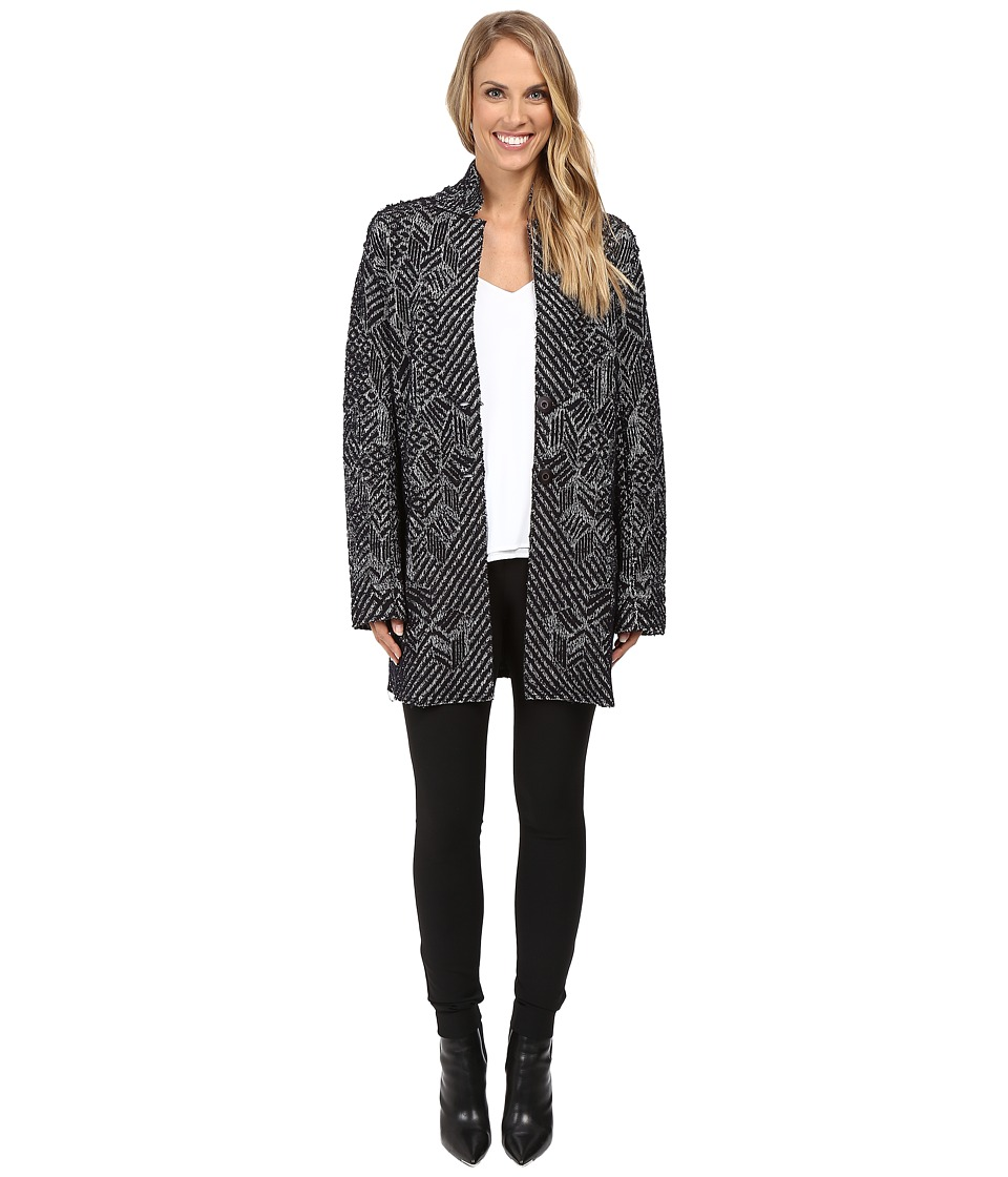 NIC+ZOE - Neopolitan Coat (Multi) Women's Coat