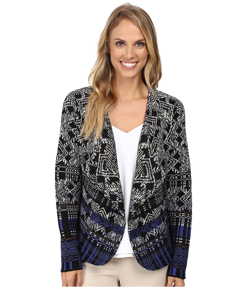 NIC+ZOE - Alpine Jacket (Multi) Women's Coat