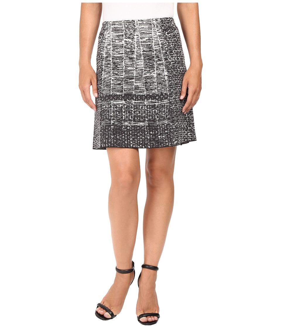 NIC+ZOE Brocade Tapestry Skirt (Multi) Women