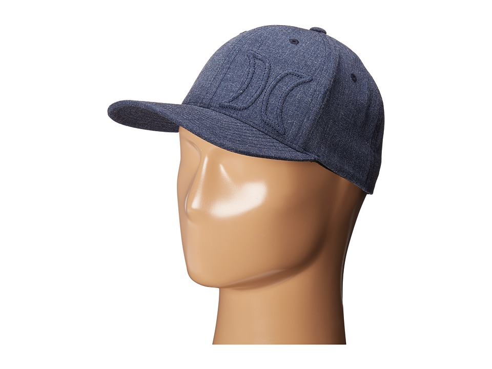 Hurley - Hermosa (Squadron Blue) Caps