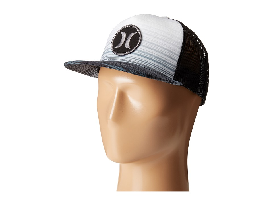 Hurley - Block Party Code Hat (Black) Caps