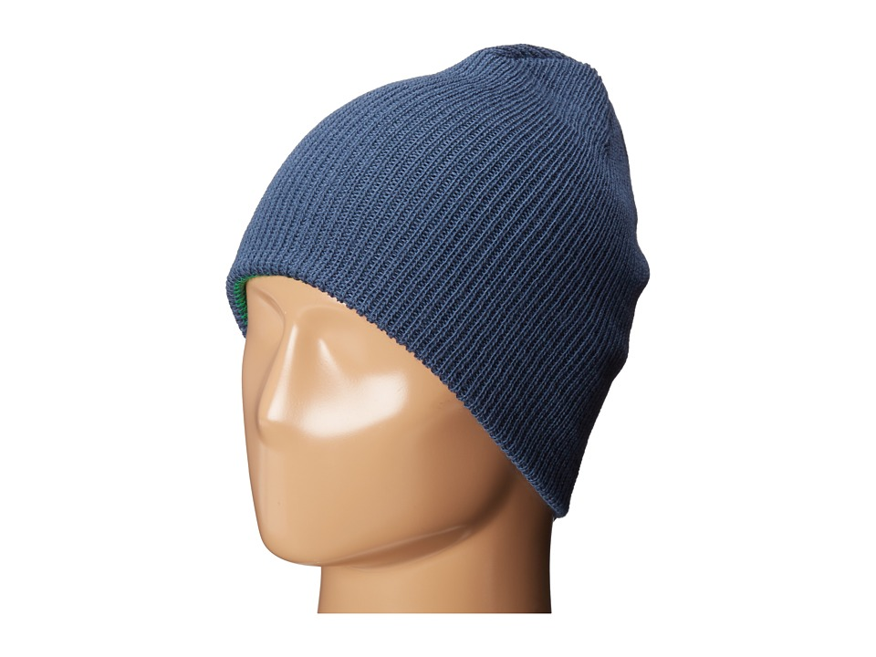 Hurley - Shipshape 2.0 Knit Hat (Squadron Blue) Beanies
