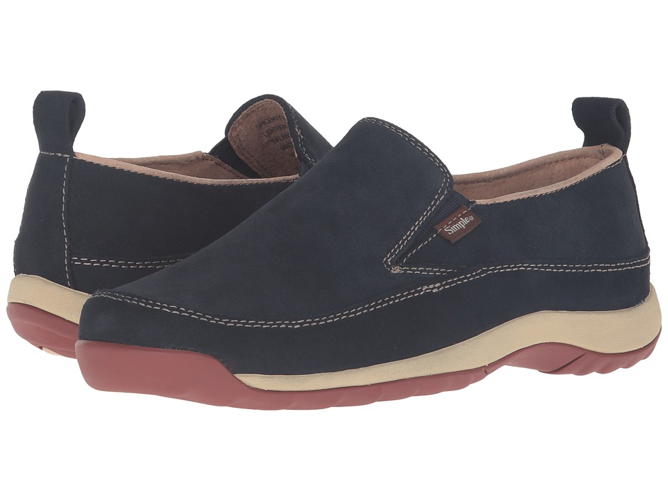 Simple - Spice (Navy) Women's Shoes