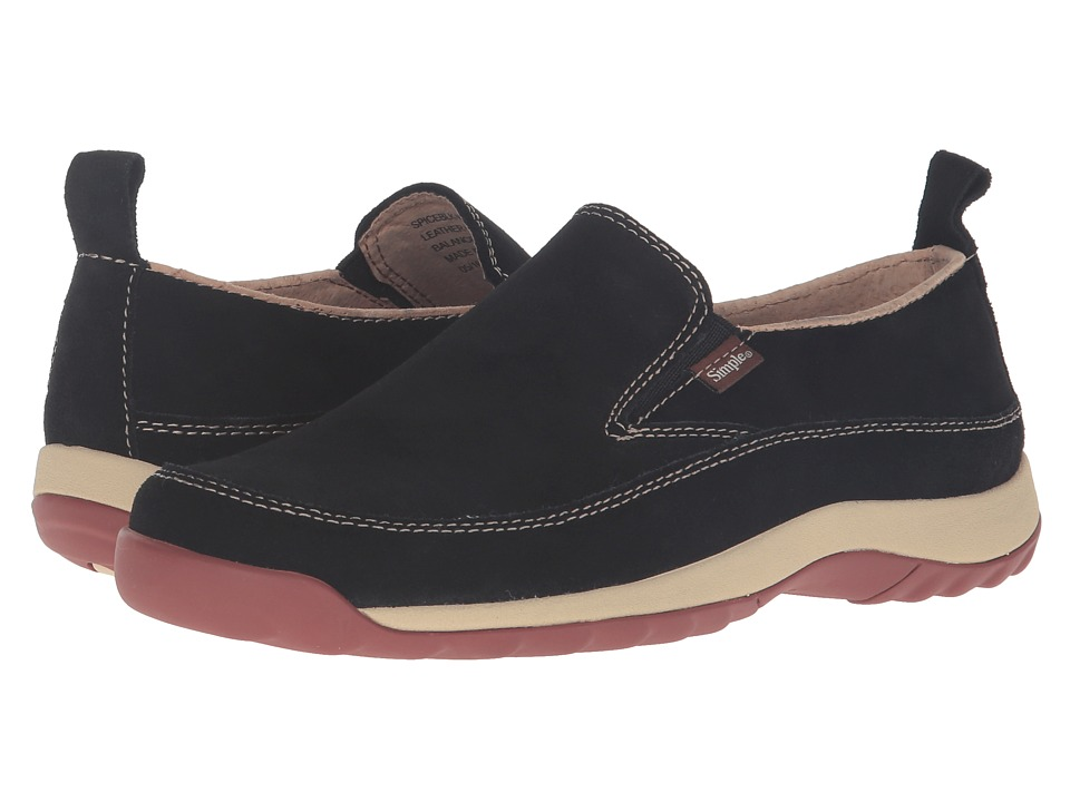 Simple - Spice (Black) Women's Shoes