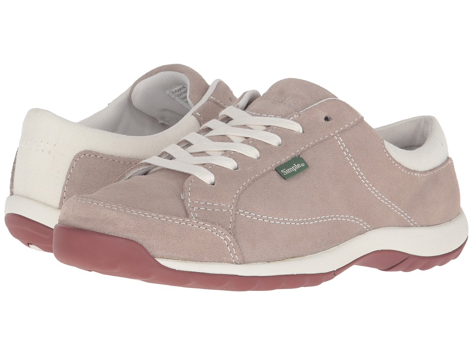 Simple - Sugar (Pewter) Women's Shoes