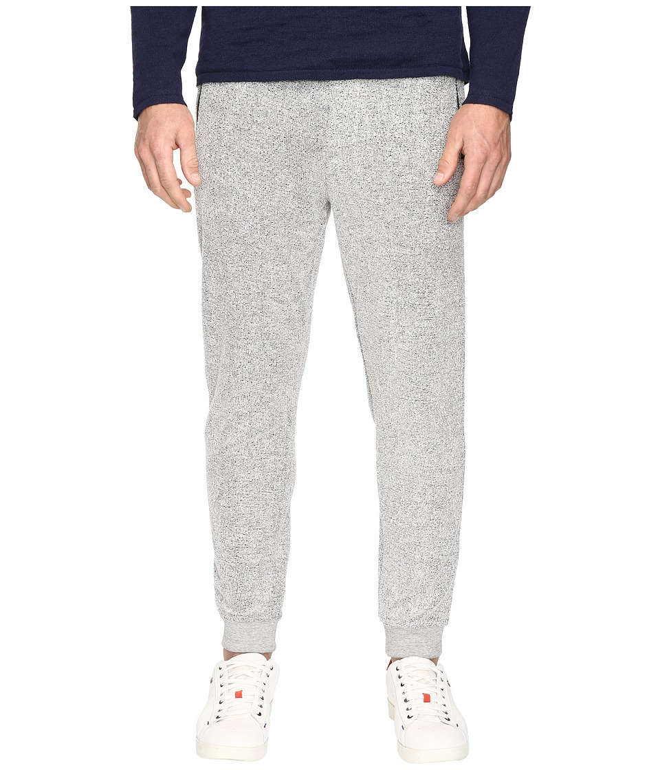 ATM Anthony Thomas Melillo - Reverse French Terry Sweatpants w/ Zipper Pockets (Granite) Men's Casual Pants