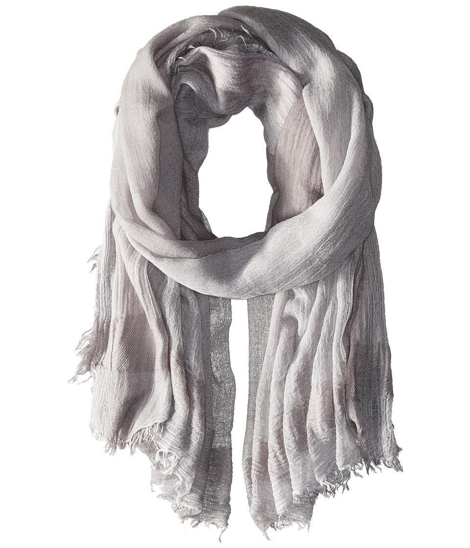 LAUREN Ralph Lauren - Rosa (Silver) Scarves