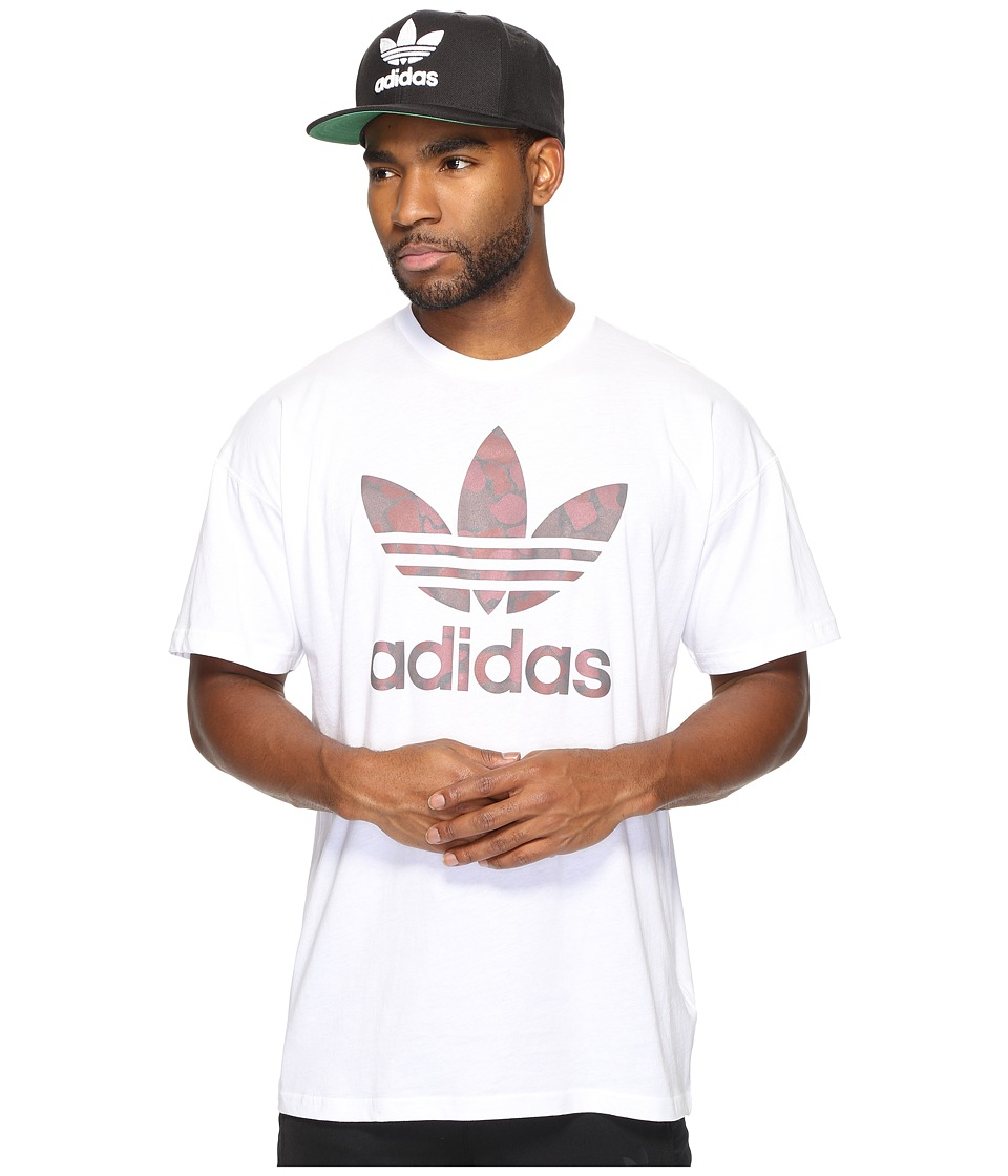 adidas Originals - Future Camo (White) Men's T Shirt
