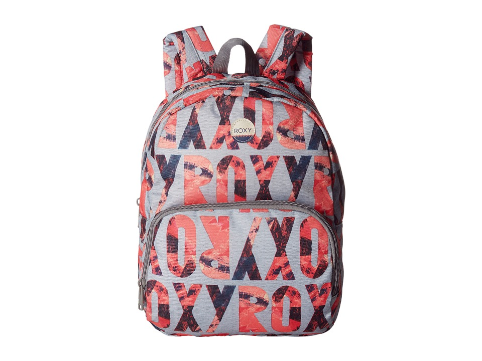 Roxy - Always Core (Ax Heritage Heather Liquid Lettering) Bags